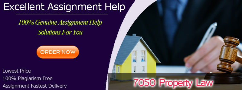 7050 Property Law