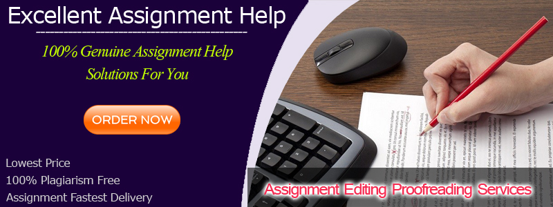 Assignment Editing Proofreading Services