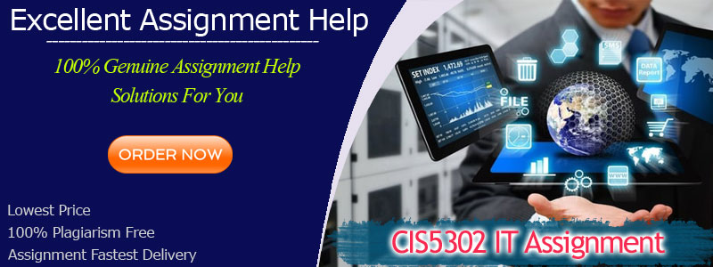CIS5302 IT Assignment