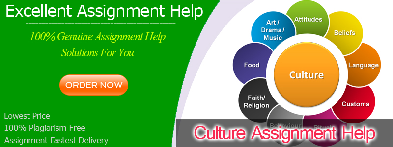Culture Assignment Help