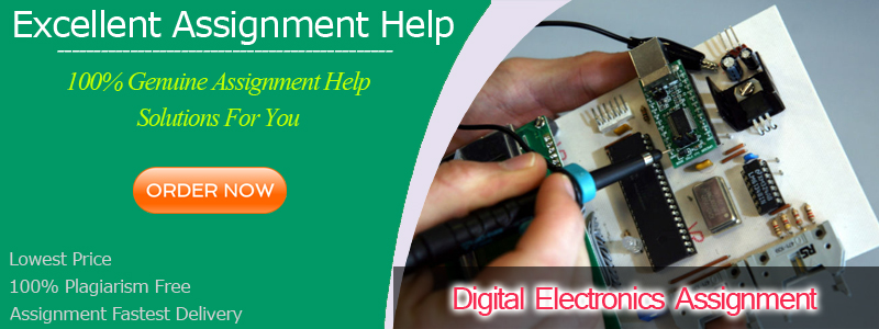 Digital Electronics Assignment