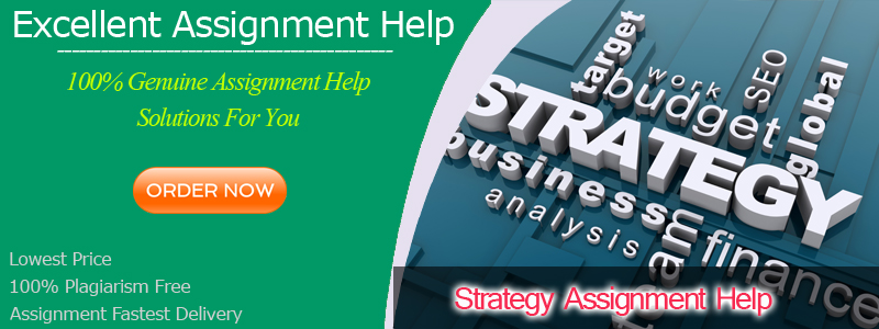 Strategy Assignment Help